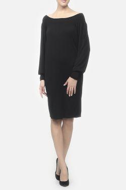 Платье Джерси Gucci                                                                                                              черный цвет