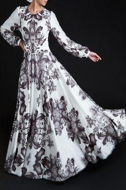 Платье Bella Kareema                                                                                                              многоцветный цвет