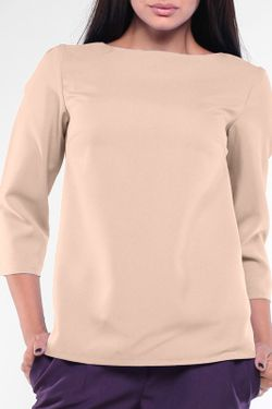 Блуза Laura Bettini                                                                                                              бежевый цвет