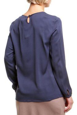 Блуза Max Mara                                                                                                              синий цвет