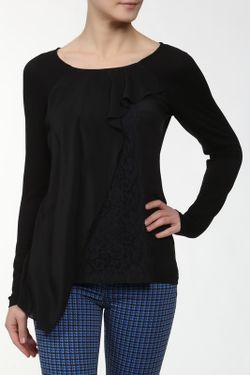 Блуза Weekend Max Mara                                                                                                              чёрный цвет