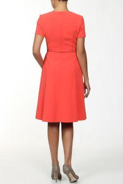 Платье Max Mara Studio                                                                                                              красный цвет