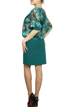 Платье Mankato                                                                                                              зелёный цвет