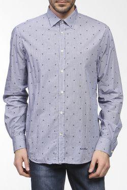 Рубашка Henry Cotton's                                                                                                              многоцветный цвет