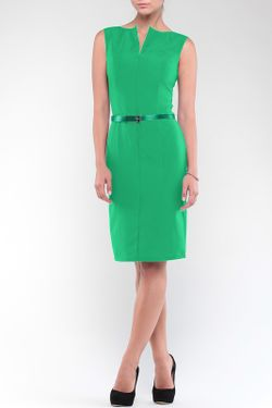 Платье REBECCA TATTI                                                                                                              зелёный цвет
