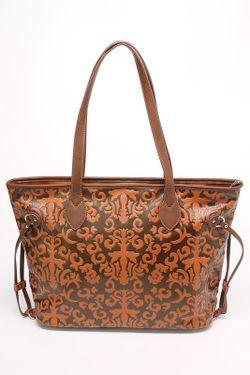 Сумка Evita                                                                                                              коричневый цвет