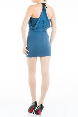 Платье Tsurpal                                                                                                              синий цвет