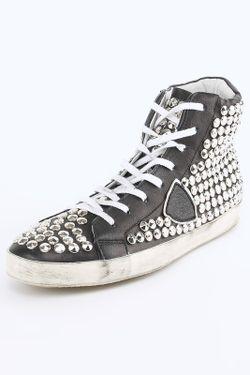 Ботинки Спортивные Philippe Model                                                                                                              чёрный цвет