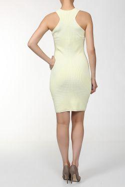 Платье Maison Ullens                                                                                                              желтый цвет