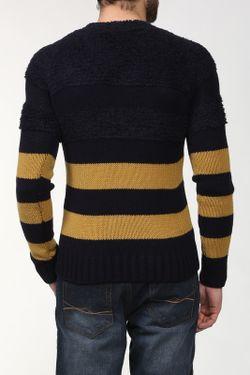 Пуловер Diesel                                                                                                              многоцветный цвет