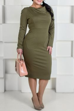 Платье Дайна Spicery                                                                                                              зелёный цвет