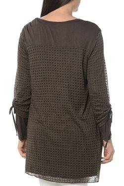 Туника Gullietta Fashion                                                                                                              коричневый цвет