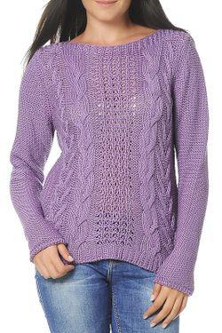 Кофта Gullietta Fashion                                                                                                              фиолетовый цвет