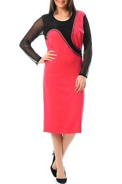 Платье Gullietta Fashion                                                                                                              красный цвет