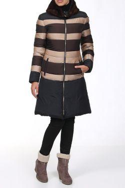 Пальто Gianfranco Ferre                                                                                                              коричневый цвет