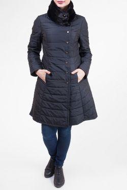 Пальто Borbonese                                                                                                              чёрный цвет