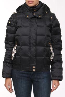Куртка Just Cavalli                                                                                                              черный цвет