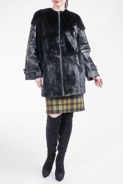 Куртка Gianfranco Ferre                                                                                                              черный цвет