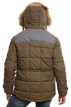 Куртка Nickelson                                                                                                              зелёный цвет