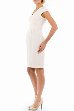 Платье Levall                                                                                                              белый цвет