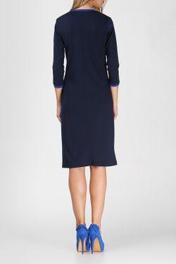 Платье BERENIS                                                                                                              синий цвет