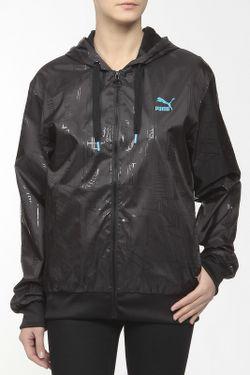 Куртка Puma                                                                                                              чёрный цвет