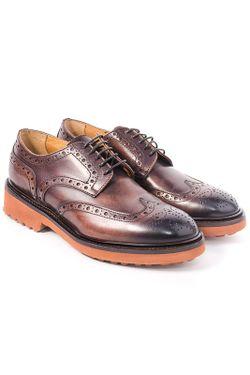 Ботинки Doucal's                                                                                                              коричневый цвет