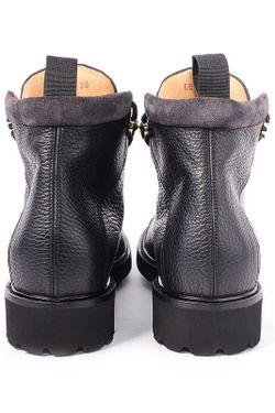 Ботинки Doucal's                                                                                                              черный цвет