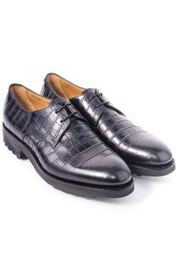 Ботинки Doucal's                                                                                                              синий цвет