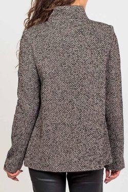 Пальто Stella Di Mare                                                                                                              серый цвет