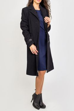 Пальто Stella Di Mare                                                                                                              черный цвет