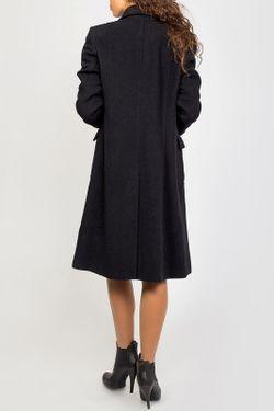 Пальто Stella Di Mare                                                                                                              чёрный цвет