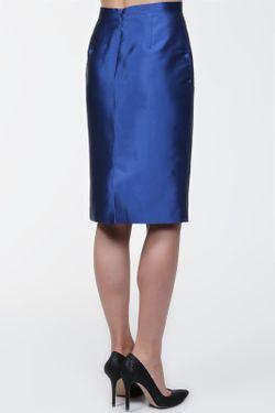 Юбка MARIA COCA                                                                                                              синий цвет