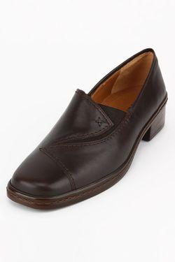 Туфли Gabor                                                                                                              коричневый цвет