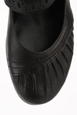 Туфли Gabor                                                                                                              черный цвет
