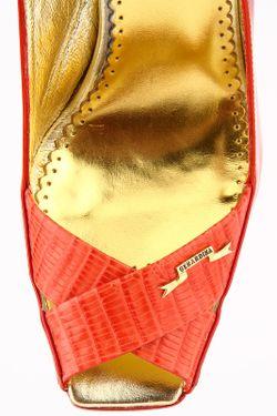 Босоножки Gerardina Di Maggio                                                                                                              красный цвет