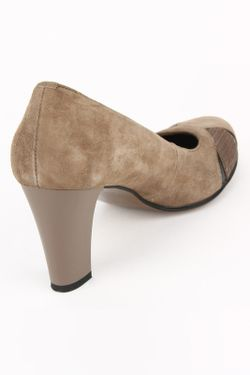 Туфли Atwa Collection                                                                                                              бежевый цвет