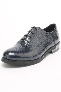 Туфли SM SHOESMARKET                                                                                                              синий цвет