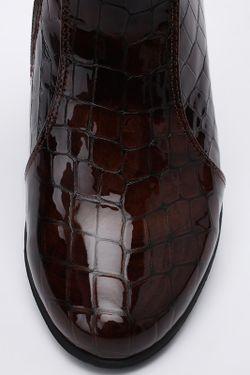 Ботинки SM SHOESMARKET                                                                                                              коричневый цвет