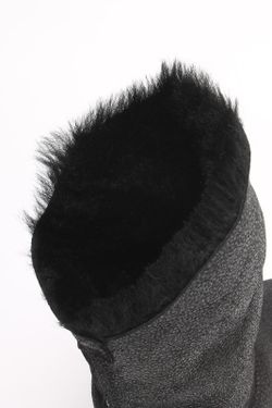 Сапоги SM SHOESMARKET                                                                                                              черный цвет