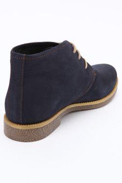 Ботинки SM SHOESMARKET                                                                                                              синий цвет