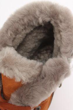 Ботинки SM SHOESMARKET                                                                                                              оранжевый цвет