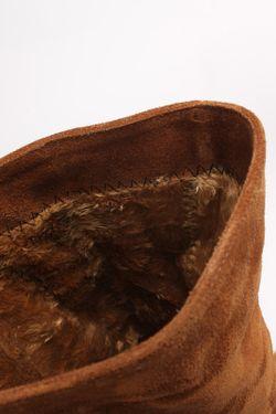 Сапоги SM SHOESMARKET                                                                                                              коричневый цвет