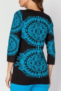 Джемпер Vis-a-Vis                                                                                                              голубой цвет