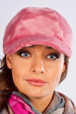 Бейсболка Loricci                                                                                                              розовый цвет