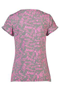 Пуловер Apart                                                                                                              розовый цвет