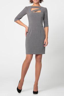 Платье PRIO                                                                                                              серый цвет