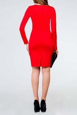 Платье Panda                                                                                                              красный цвет