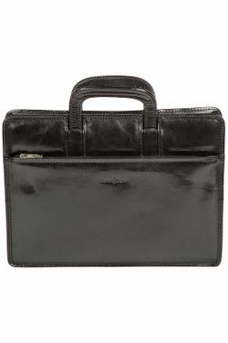Портфель-Папка Gianni Conti                                                                                                              черный цвет