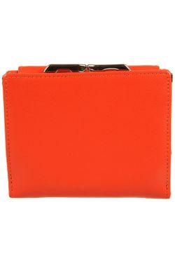 Портмоне Mano                                                                                                              оранжевый цвет